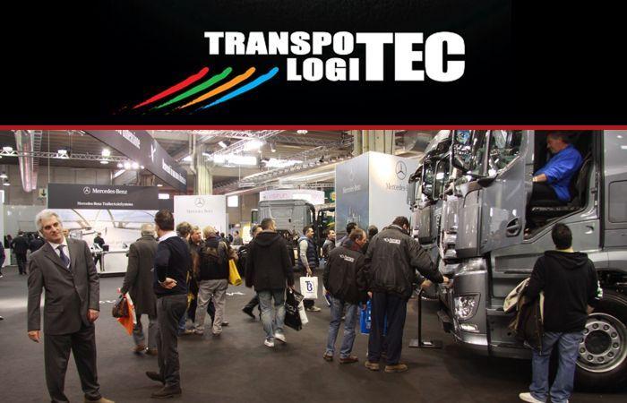 Appuntamento al Transpotec Logitec