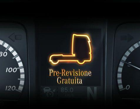 Prenota la tua Pre-Revisione gratuita Truck 2015