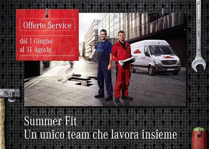 Summer Fit: rimetti in forma il tuo Van da TN Service