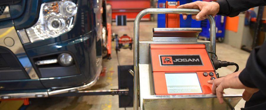 Manutenzione e riparazione di veicoli commerciali e industriali