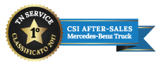 CSI After Sale Mercedes-Benz
