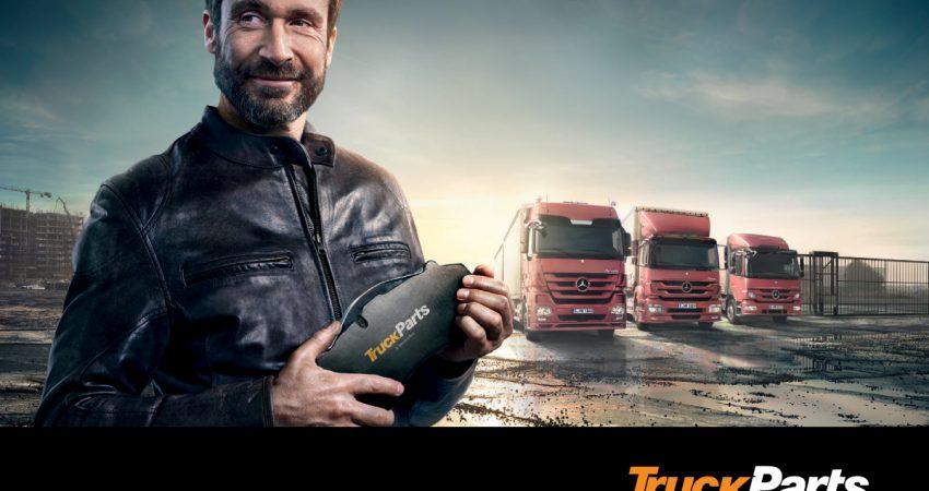 Da TN Service parte TruckParts by Mercedes-Benz: offerte su ricambi e assistenza