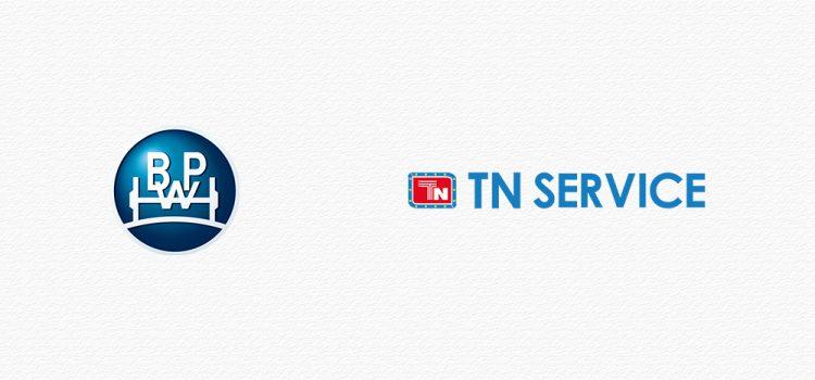 TN Service diventa officina autorizzata BPW