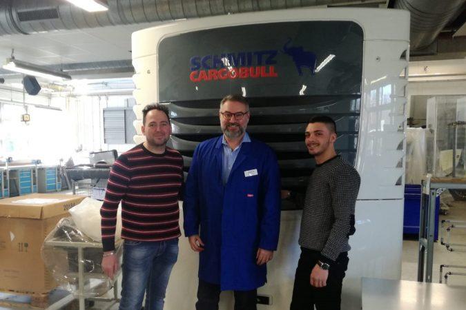 Crescita e formazione, TN Service vola in Germania