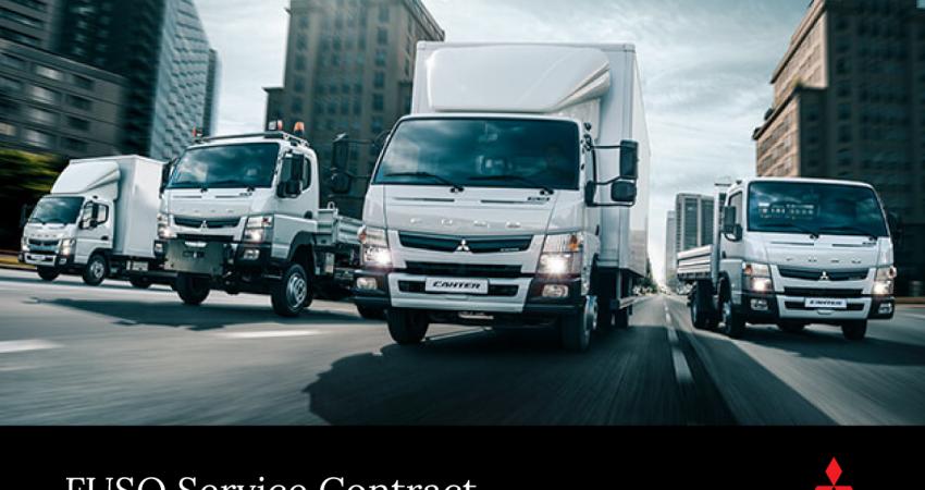 (Italiano) Fuso Service Contract, i pacchetti di assistenza FUSO