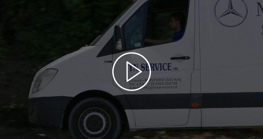L'assistenza stradale di TN Service: cos'è, come funziona. Il nuovo video spot