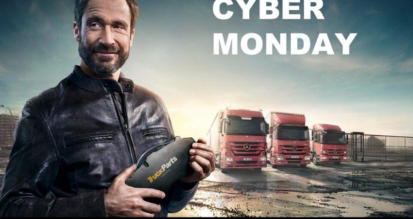 Il Cyber Monday di MB: promo extra per TruckParts attive fino al 31 dicembre