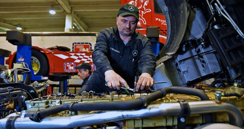 (Italiano) TN Service aderisce al circuito Top Truck