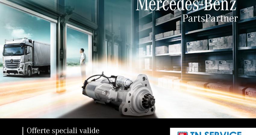 (Italiano) MB Parts Partner: offerte speciali per l'estate 2020