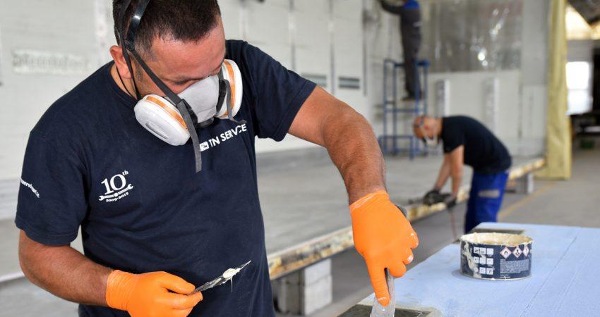 (Italiano) TN Service Carrozzeria, l'officina che rimette a nuovo i veicoli