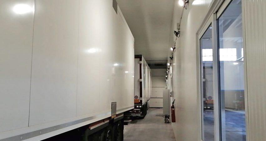 TN Service, gli alleati del trasporto a temperatura controllata