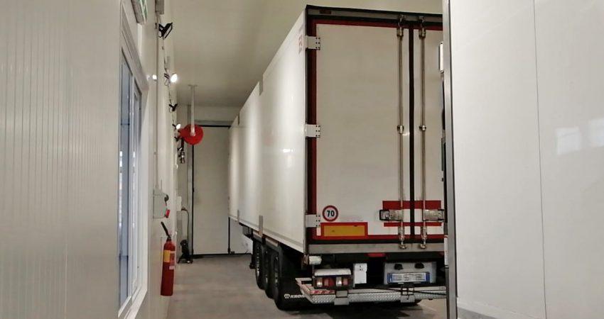 TN Service Piacenza: il centro prove tecniche ATP