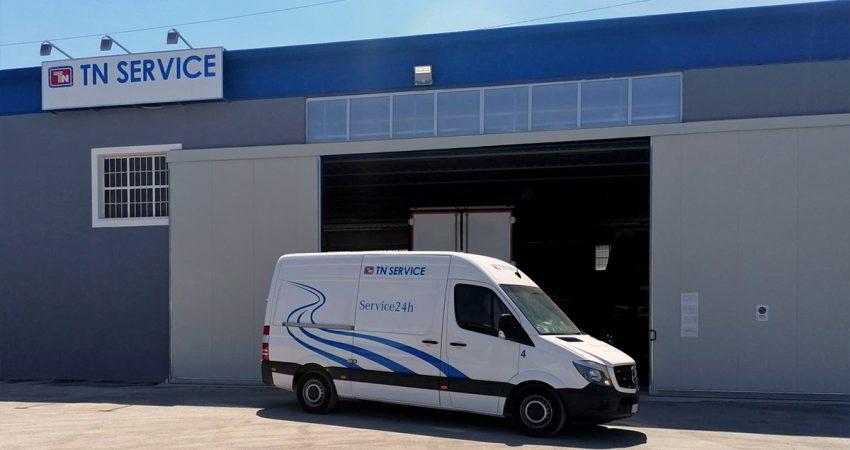 TN Service apre a Verona, nuova sede a San Giovanni Lupatoto