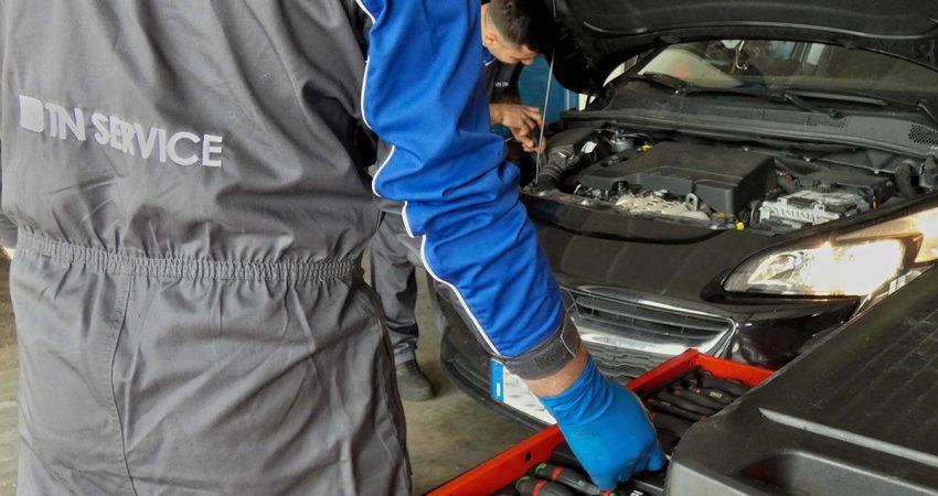 Dalla manutenzione al tagliando: tutti i servizi dell'officina auto di TN Service