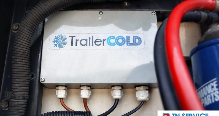 L'innovazione chiama, TN Service risponde: il nuovo sistema di rilevamento TrailerCOLD BLUE