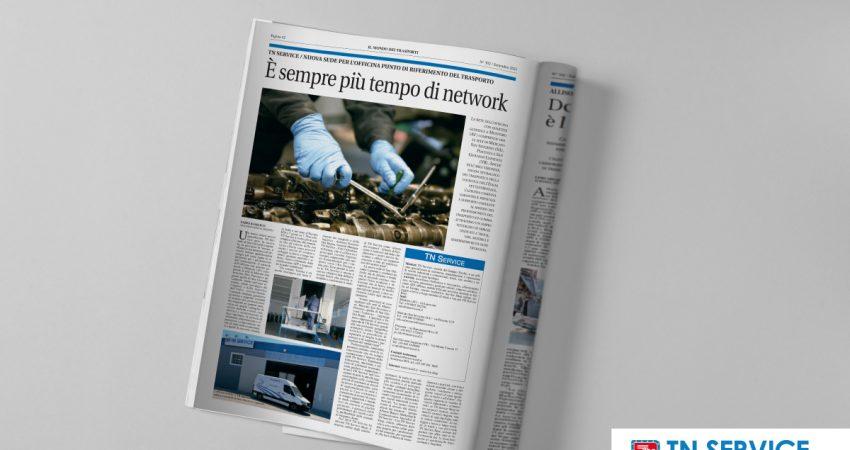 TN Service, nuova sede a Verona: la notizia su Il Mondo dei Trasporti